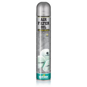 Air Filter Oil Spray, Luftfilter Öl Spray, 750 ml