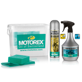 Moto Cleaning Kit