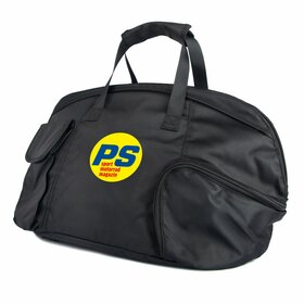 PS Helmet Bag w Soft Inlay and Visor Compartment