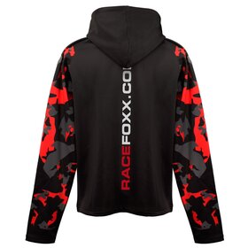 Hooded Jersey Jacket in new Camouflage Design