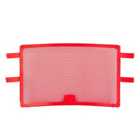 Ducati Monster 821/1200/S Cooler Protection, red, 2014>>