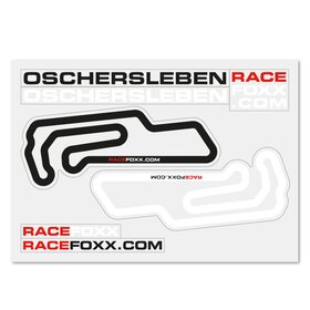 Oschersleben Decal Sheet
