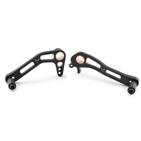 Ducati Scrambler Foot Lever, set for gearbox and brake,...