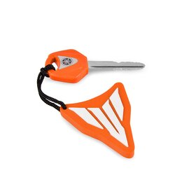 Yamaha MT Keyholder, orange/white