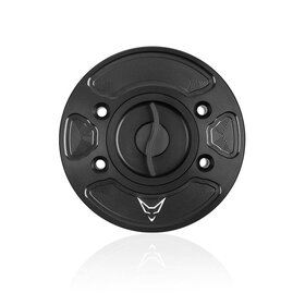 Ducati Scrambler Racing Fuel Cap, black
