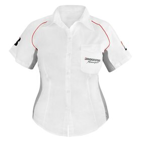 Bridgestone Ladies Short-Sleeved Blouse