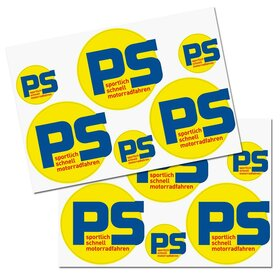 PS Decal Dheet