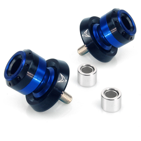 Bobbins with Slider, M8,  blue